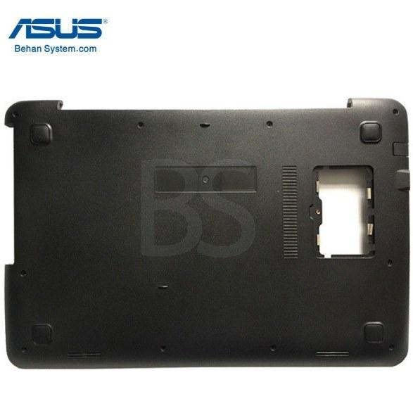 تصویر قاب کف لپ تاپ ASUS مدل K555