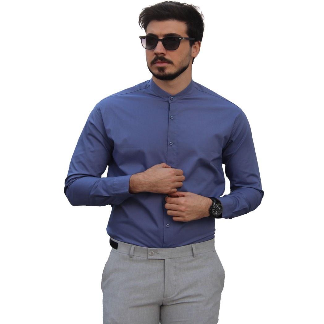 main images پیراهن مردانه الیان کد6832 دارای رنگبندی