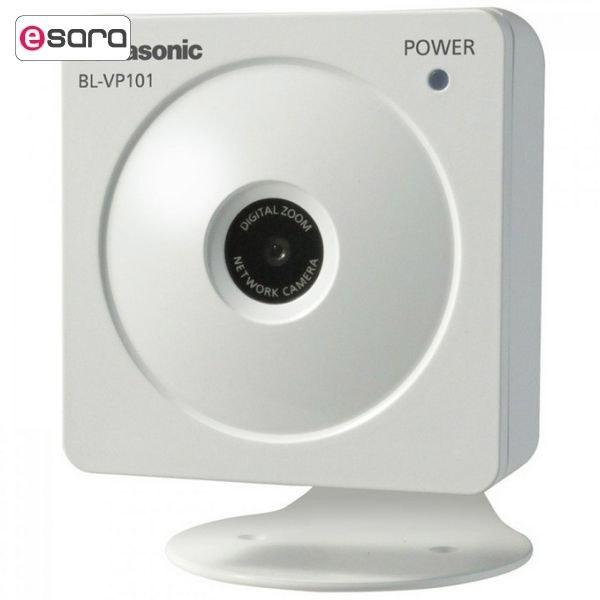 تصویر دوربین تحت شبکه پاناسونیک مدل BL-VP101-E Panasonic BL-VP101-E Network Camera