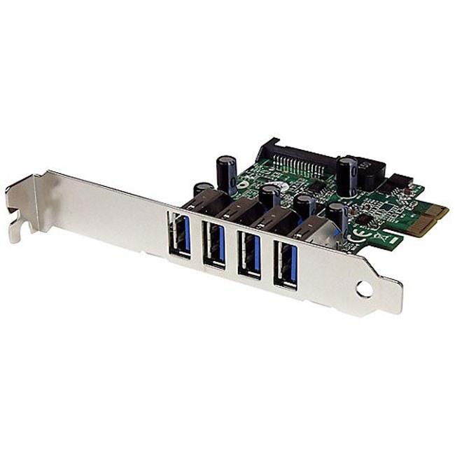 تصویر کارت PCI-E USB3.0 4Port PCI-E USB3.0 4Port Internal Card