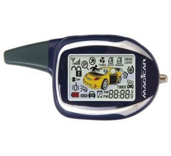 تصویر Magicar M110AS Car Security System Magicar M110AS Car Security System