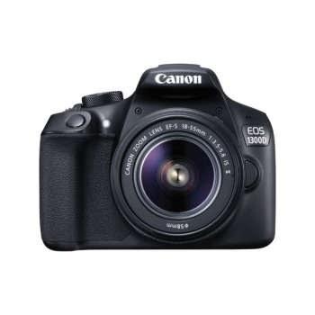 دوربین دیجیتال کانن مدل EOS 1300D به همراه لنز 18-55 میلی متر DC III   Canon EOS 1300D 18-55mm DC III Digital Camera