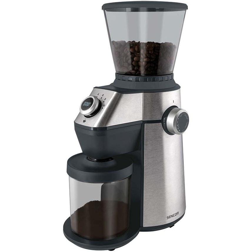 تصویر آسیاب قهوه سنکور 150 وات Sencor SCG 6050SS Sencor SCG 6050SS Coffee Grinder 150w