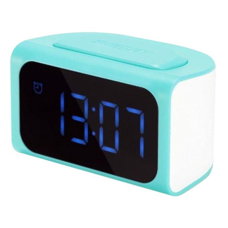 ساعت رومیزی دیجیتال و شارژر 4 پورت Remax RMC-05