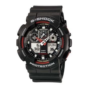 ساعت مچی عقربه ای مردانه کاسیو GA-100GBX-1A4DR
