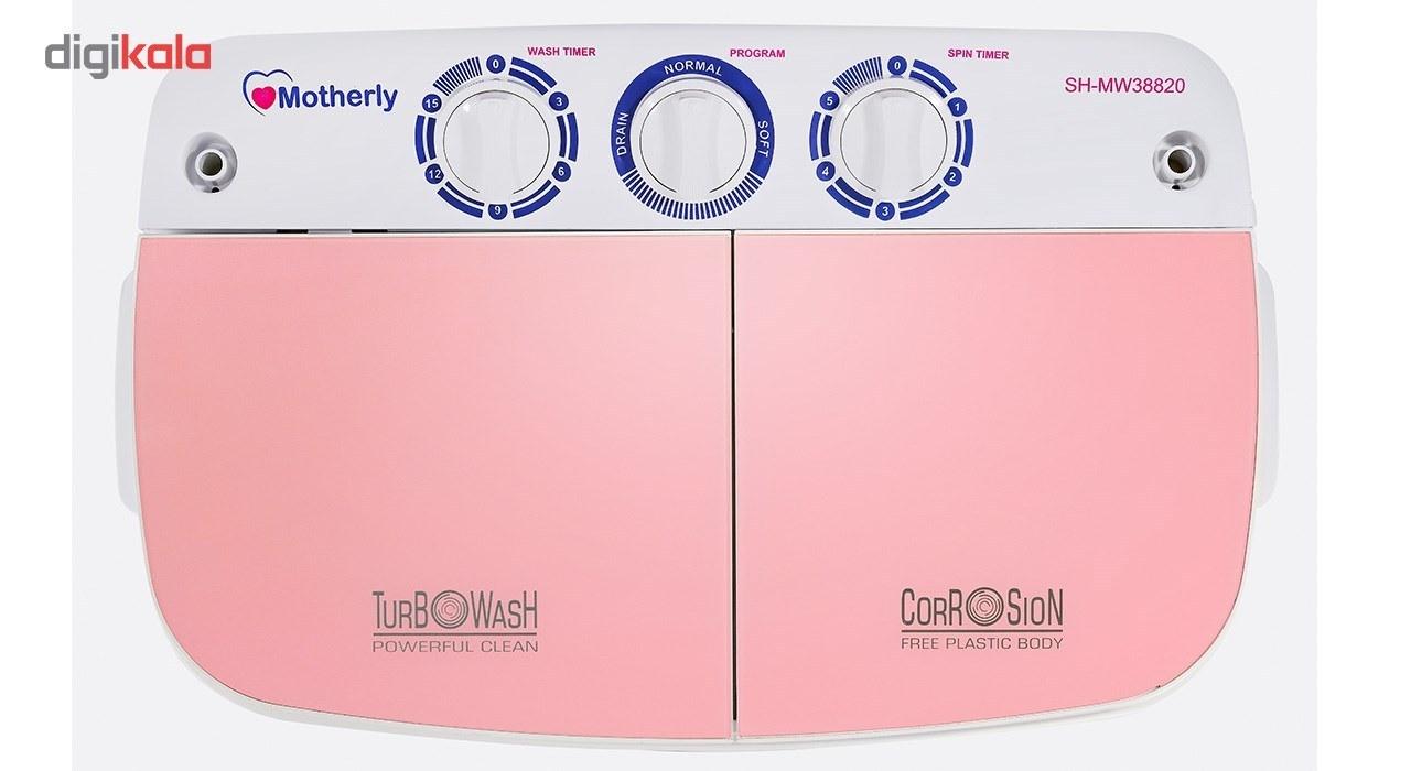 تصویر مینی واش مادرلی مدل SH-MW38820 ا Motherly SH-MW38820 Mini Wash Motherly SH-MW38820 Mini Wash