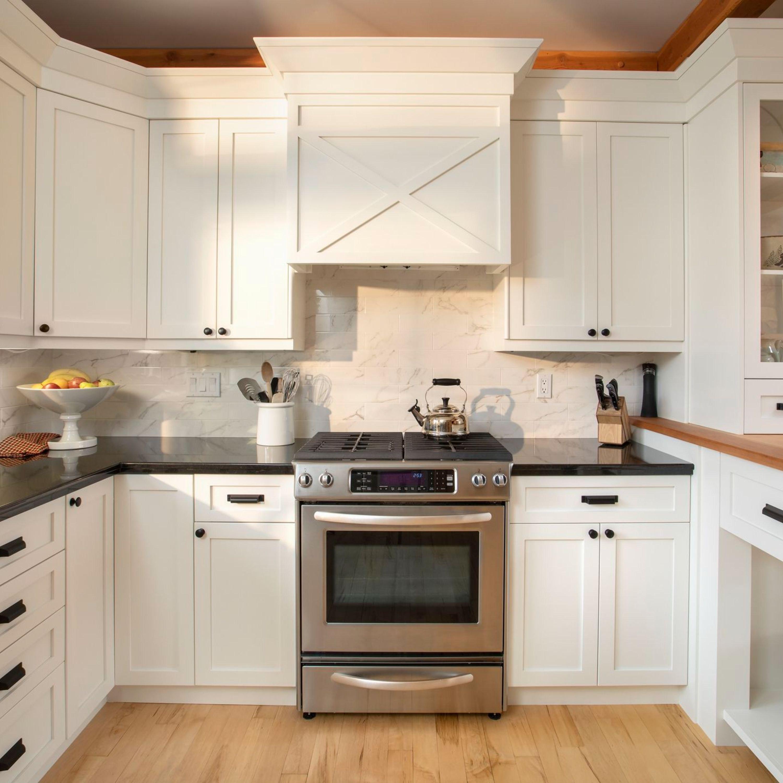 تصویر ساخت انواع کابینت آشپز خانه