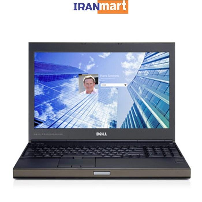 تصویر لپ تاپ دل مدل Dell Precision M4800 - i7 16G 256GSSD 2G