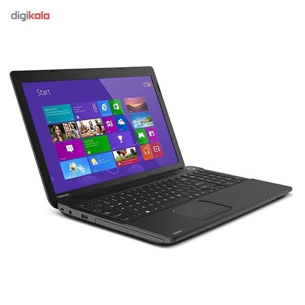 تصویر لپ تاپ ۱۵ اینچ توشیبا Satellite C50  Toshiba Satellite C50 | 15 inch | Celeron | 2GB | 500GB