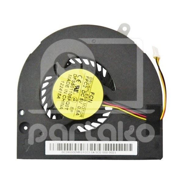 تصویر فن لپ تاپ ایسر Laptop Fan Acer Aspire E1-572G Fan Acer Notebook 23.M8EN2.001