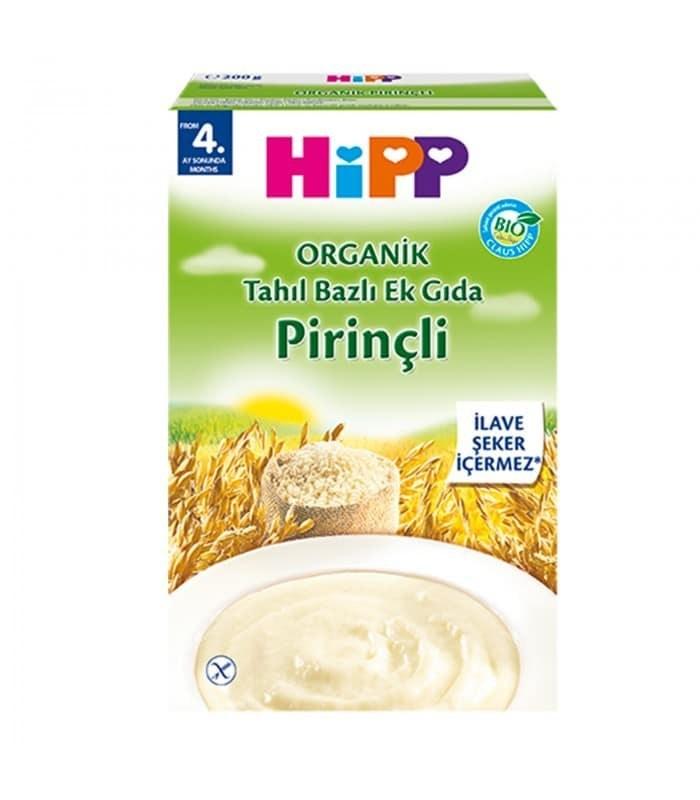 غذای کمکی فرنی برنج هیپ HIPP