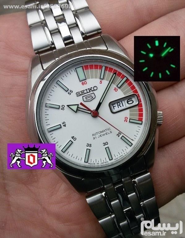 cf2b7850b لیست قیمت ساعت اتوماتیک SEIKO 5 (سیکو 5) اصل ژاپن کد 2   ترب