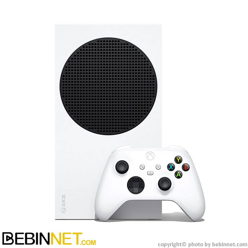 تصویر Xbox Series S با ظرفیت 500 گیگابایت