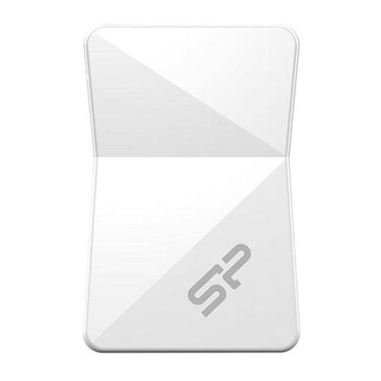 تصویر فلش مموری سیلیکون پاور مدل Touch T08 ظرفیت 4 گیگابایت