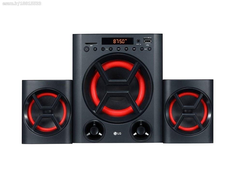 تصویر سیستم صوتی الجی LG XBOOM LK72B