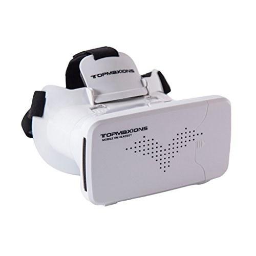 باندل هدست واقعیت مجازی 3D VR Glasses محصول برند Topmaxions.