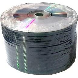 سی دی خام بدون چاپ پشت نقره ای