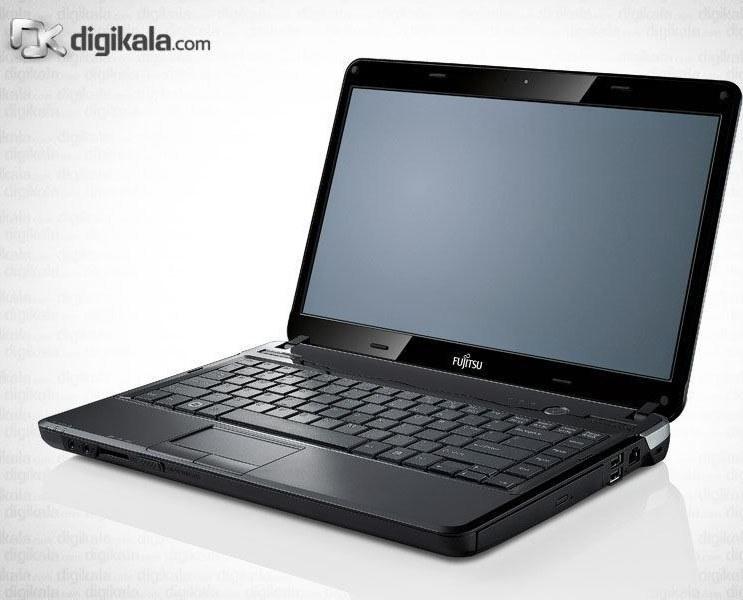 img لپ تاپ ۱۴ اینچ فوجیستو LifeBook LH531 Fujitsu LifeBook LH531   14 inch   Core i5   4GB   500GB   1GB