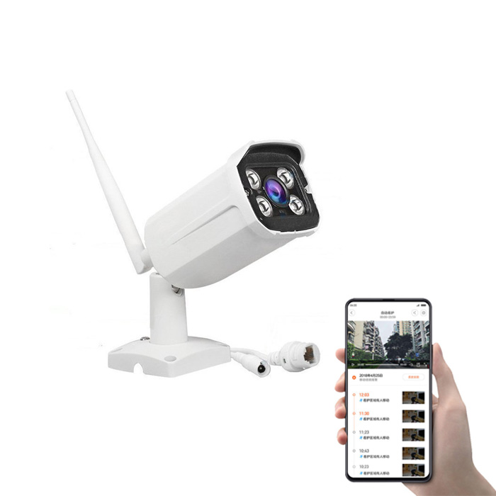 دوربین مداربسته بیسیم (بدون نیاز به DVR)