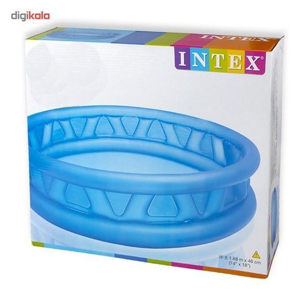 img استخر بادی اینتکس مدل 58431 Intex 58431 Inflatable Pool