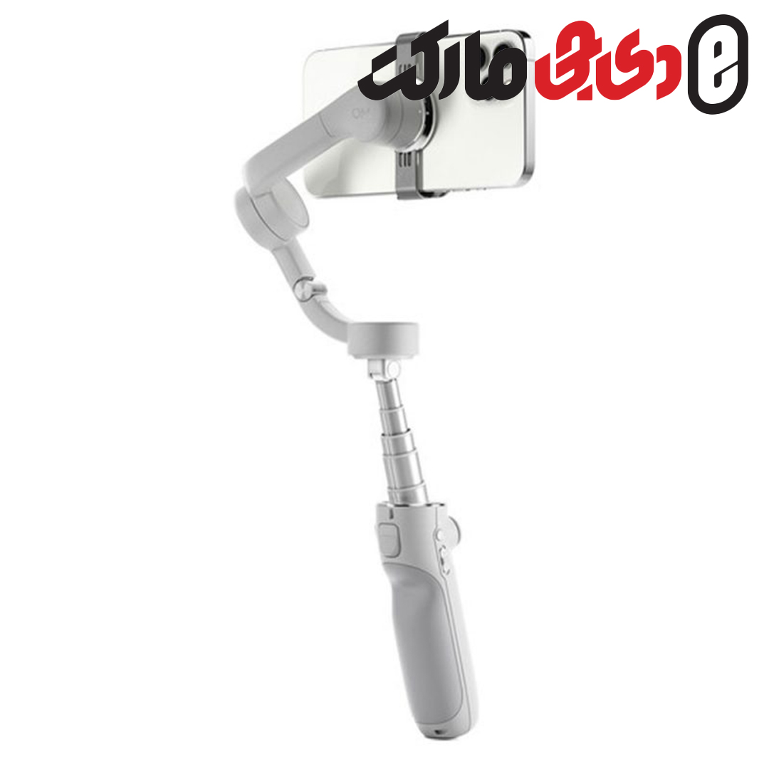 تصویر لرزشگیر تصویر و نگهدارنده ی گوشی موبایل دی جی آی مدل OM 5 ا Dji OM 5 Stabilizer Dji OM 5 Stabilizer