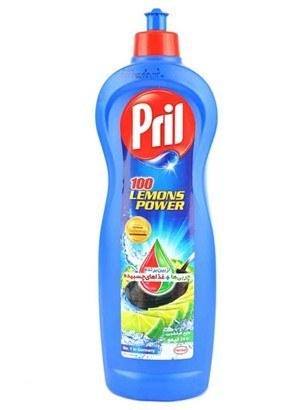 مایع ظرفشویی پریل لیمو ۱ لیتری