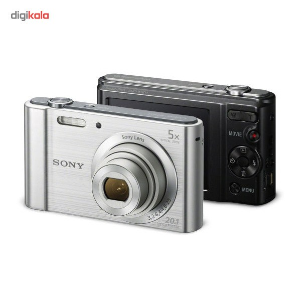 img دوربین دیجیتال سونی مدل Cyber-shot DSC-W800 Sony Cyber-shot DSC-W800 Digital Camera