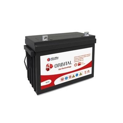 تصویر باتری 42 آمپر ساعت، 12 ولت سپاهان باتری نوع UPS مدل UFGMI42-12