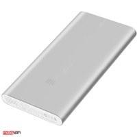 تصویر پاور بانک شیائومی Xiaomi PLM09ZM ظرفیت 10000 هزار میلی آمپر Xiaomi Mi Power  10000mAh PLM09ZM Power Bank