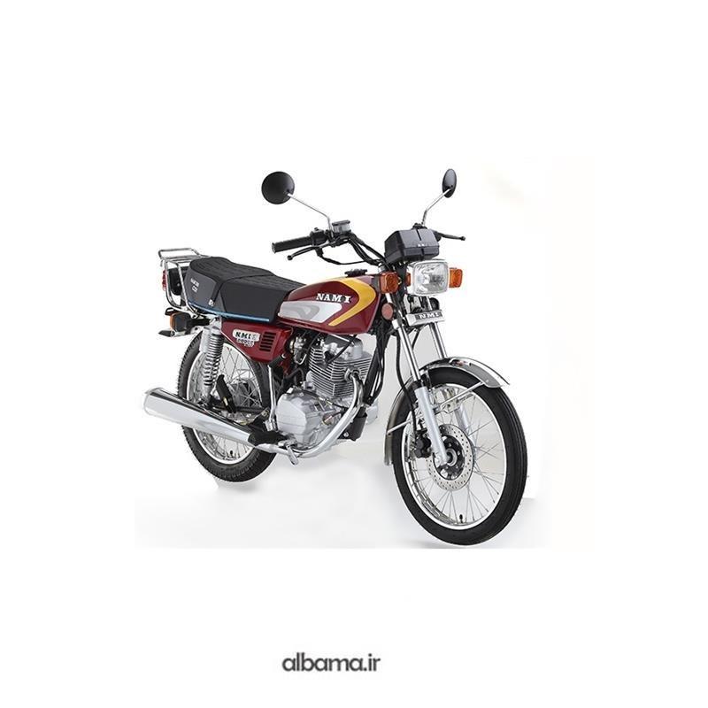 تصویر موتور سیکلت نامی 200 نیرو محرکه