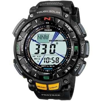 ساعت مچی دیجیتالی مردانه کاسیو پروترک مدل PRG-240-1DR | Casio ProTrek PRG-240-1DR Digital Watch For Men