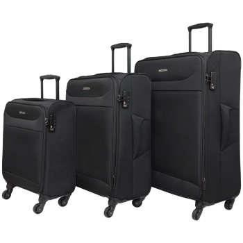مجموعه سه عددی چمدان ویکتوریا استیشن مدل NVY 700376  