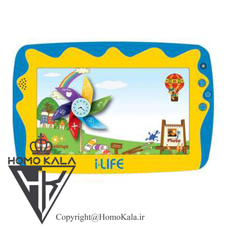 تصویر تبلت آی لایف i-Life مدل Kids Tab 5