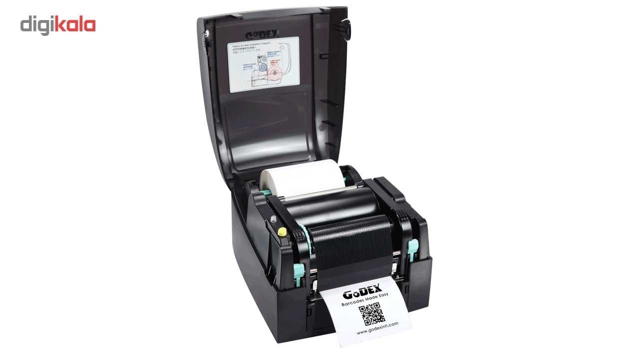 تصویر پرینتر لیبل زن گودکس EZ-120 Godex EZ-120 Label Printer