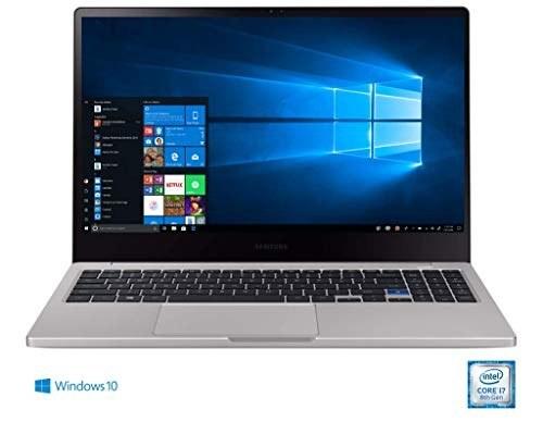 """تصویر نوت بوک سامسونگ 7 15.6 """"(16 گیگابایت رم / 512 گیگابایت SSD) (تجدید شده) Samsung Notebook 7 15.6"""" (16GB RAM/512GB SSD) (Renewed)"""