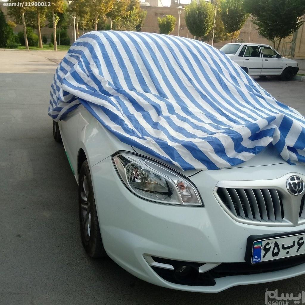 بسیار عالی قابل استفاده در زمستان و تابستان | چادر ضداب د گردغبار برای برلیانس 330 .230 جنس عالی