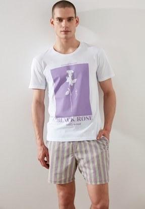 تصویر تی شرت زمستانی مردانه برند ترندیول مرد کد ty95340245