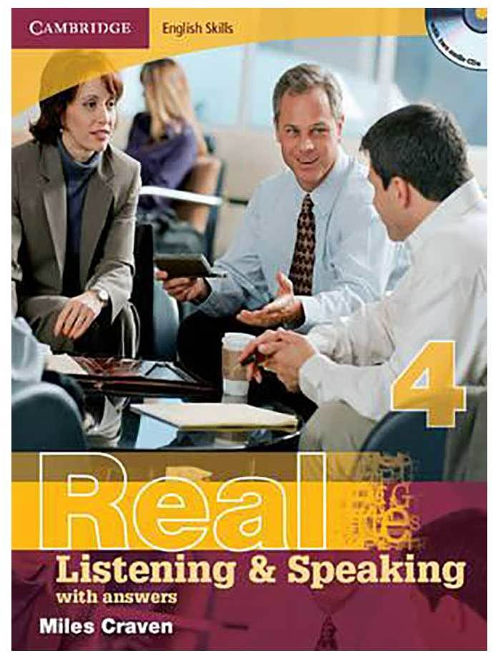 Cambridge English Skills Real Listening and Speaking 4
