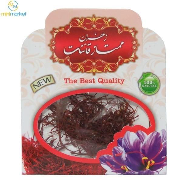 تصویر زعفران سرگل صادراتی – نیم گرم زعفران سرگل ممتاز صادارتی