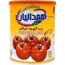 تصویر کنسرو رب گوجه فرنگی همدانیان مقدار 800 گرم 6260151200047
