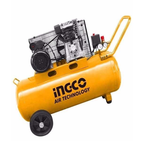 تصویر کمپرسور باد 100 لیتری اینکو مدل AC300506