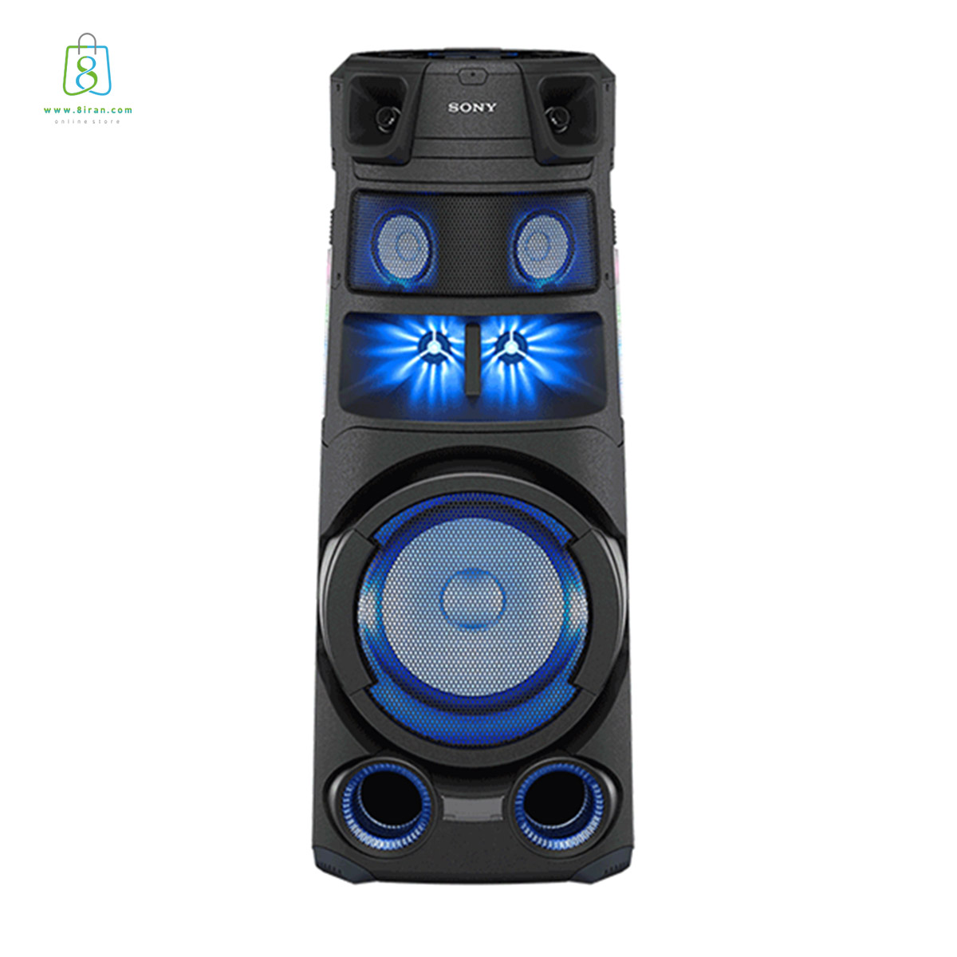 تصویر سیستم صوتی سونی مدل MHC-V83D V83D High Power Audio System with BLUETOOTH® Technology