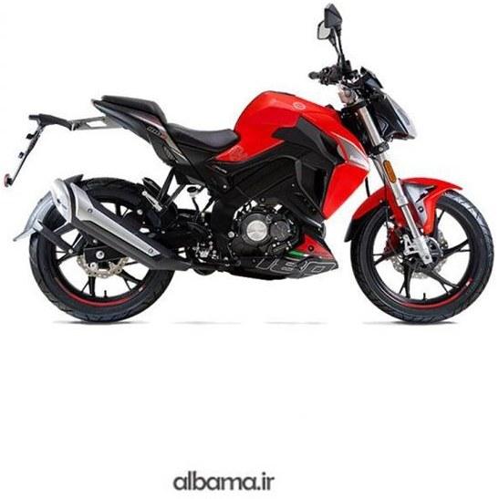 تصویر موتورسیکلت مدل اس 180 بنلی