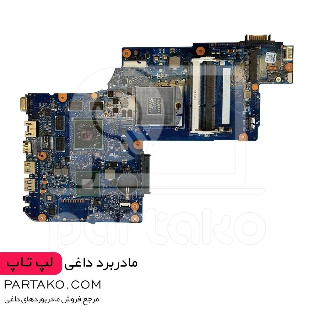 تصویر مادربرد اوراقی لپ تاپ توشیبا Toshiba Satellite L870