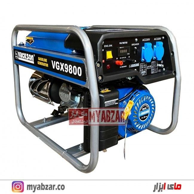 تصویر موتور برق واکسون 3800 وات مدل VACKSON VGX9800
