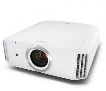 تصویر ویدئو پروژکتور جی وی سی JVC DLA-X5900WE : خانگی، 3D، روشنایی 1800 لومنز، رزولوشن 1920x1080 4K enhanced HD