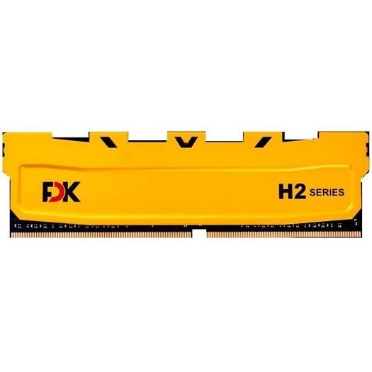 حافظه رم کامپیوتر دو کانال فرکانس 1600MHz و ظرفیت2GB | حافظه رم کامپیوتر اف دی کا   FDK DDR4 H2 SERIE 2GB