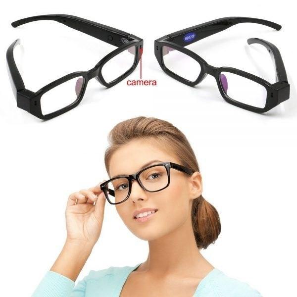 عینک دوربین دار- عینک دوربیندار طبی HD