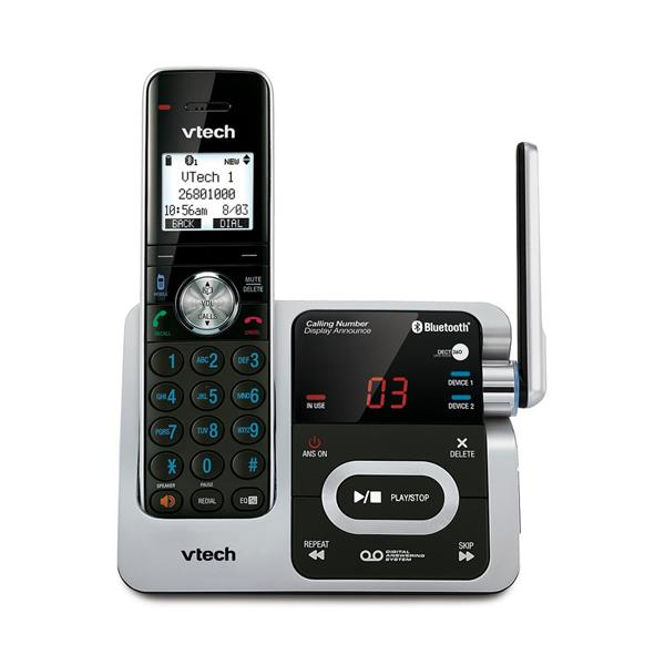تصویر گوشی تلفن بی سیم وی تک مدل DS8121A Vtech DS8121A Cordless Phone