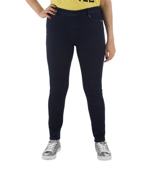 شلوار جین جذب کمر کشی زنانه جین وست Jeanswest